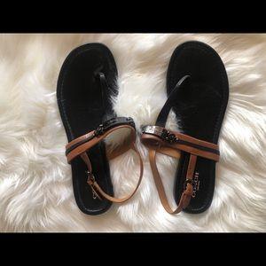 Coaches sandals